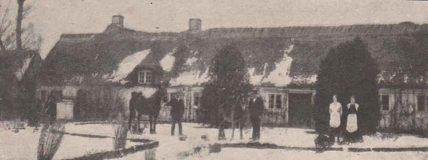 Birket Lokalhistorisk Arkiv - Skovly